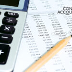 Checking an invoice for late payment Concept Accountancy Newcastle Accountants